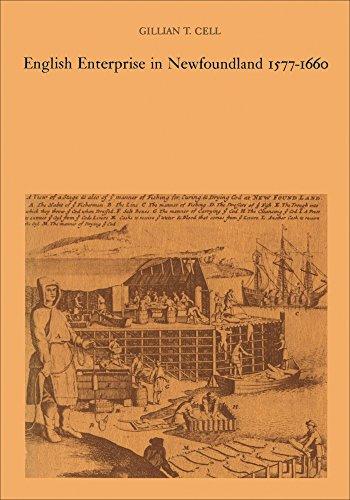 English Enterprise in Newfoundland 1577-1660 (Heritage)