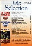 Telecharger Livres READER S DIGEST SELECTION No 523 du 01 09 1990 UN PERMIS DE CONDUIRE A 600 F IL N EXISTE PAS DE VRAIS CANCRES RECHERCHE LA REVOLUTION AGRONOMIQUE PERMIS DE CONDUIRE COMMENT L AVOIR POUR 600 FRANCS LA CINQUANTAINE ET ALORS ON LES APPELLE LES AMISH MANDELA DE KLERK LES VOIX DE L ESPOIR DIX GESTES SIMPLES POUR SAUVER LA PLANETE DAVIS LA COUPE DES COUPES DITES LE LUI AVEC OU SANS FLEURS VIVE LA POLITIQUE DES CANCRES QUI DECROCHENT LA BAC AVEC MENTION PANIQUE A BORD DU SO (PDF,EPUB,MOBI) gratuits en Francaise