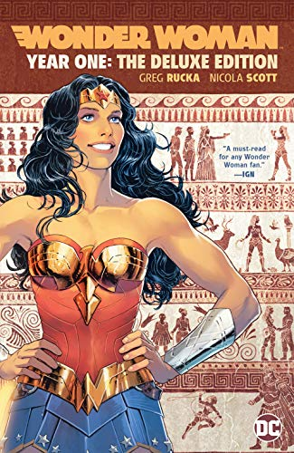 Wonder Woman: Year One Deluxe Edition (Wonder Woman (2016 ...