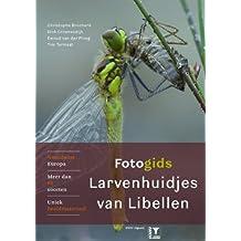 Fotogids larvenhuidjes van libellen / druk 1