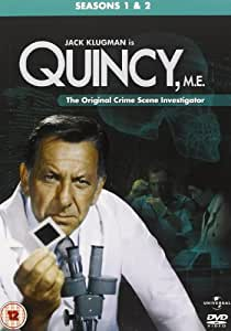Quincy M.E. - Seasons 1 And 2 [DVD]