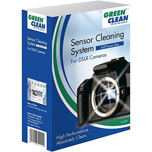 Green Clean Reinigungsset für Sensoren -