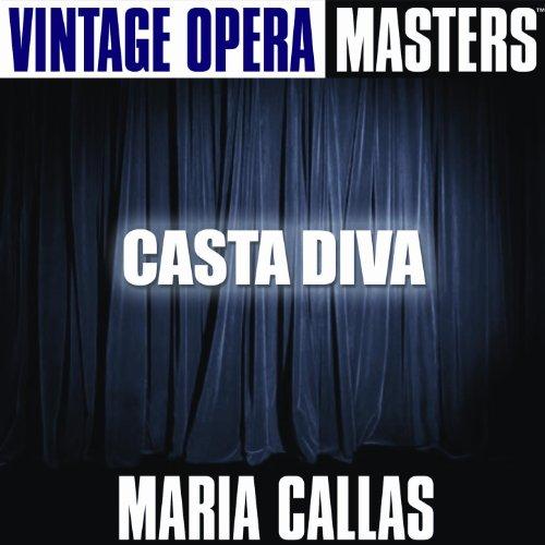 Vintage opera masters casta diva de maria callas sur - Casta diva vintage ...
