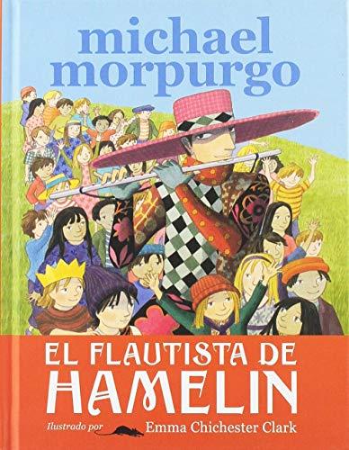 EL FLAUTISTA DE HAMELIN-CARTONE: 000001 (Libros Ilustrados) - 9788468240770