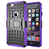 Best Doble Capa Iphone 6 Casos - iPhone 6S Funda,iDoer Carcasa Cases caso de iPhone Review