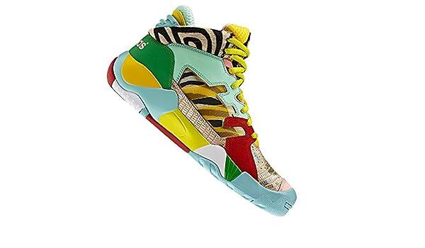 95c3d38944c3 adidas Originals JS Street Ball Jeremy Scott oBYo Boots Sneaker Trainers  Q23513 Tiger - Multicolour