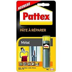 Pattex 1875425 Pâte à réparer métal
