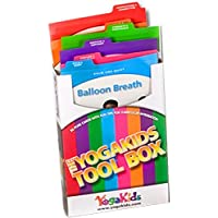 YogaKids Pose Card Tool Box - Tools for Schools