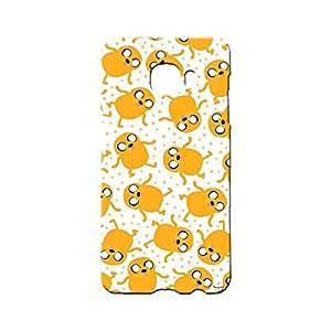 BLUEDIO Designer Printed Back case cover for Samsung Galaxy C7 - G0525