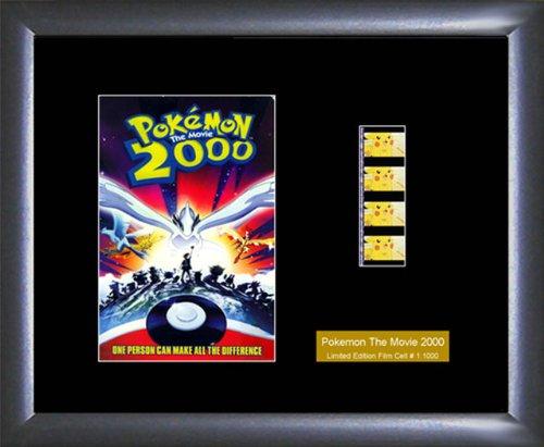 Pokemon The Movie 2000 - Film Zelle mit einzelnen Filmstreifen