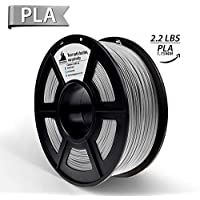 3D Hero PLA 3D Printer Filament, Dimensional Accuracy +/- 0.02 mm,1.75 mm 1 kg Spool(2.2lbs), More Than 10 Colors for Your Option