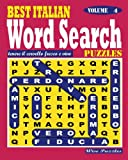 BEST ITALIAN Word Search Puzzles. Vol. 4: Volume 4