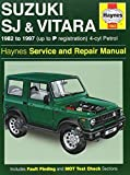 Suzuki SJ410/SJ413 (82-97) and Vitara Service and Repair Manual (Haynes Service and Repair Manuals) by Bob Henderson A. K. Legg(1994-05-18)