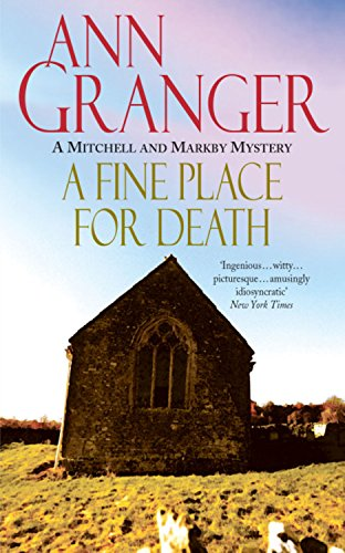 A Fine Place for Death (Mitchell and Markby 6)