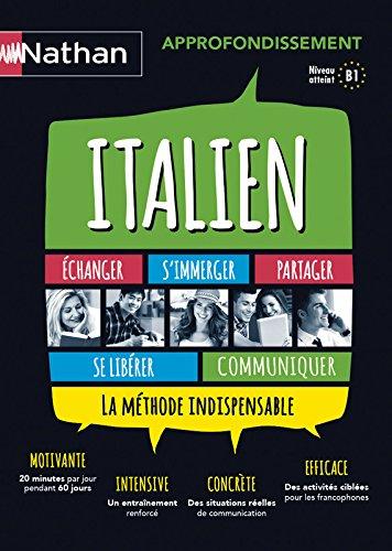 Italien - Livre Approfondissement par Anna Ghirardello