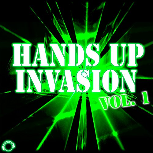 Various Artists-Hands Up Invasion Vol. 1 (DJ Edition)