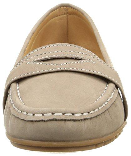 Sebago Meriden Penny, Mocassins (Loafers) Femme Gris (Dk Taupe)