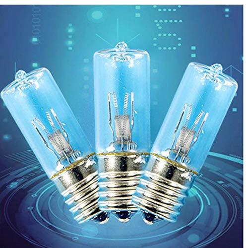 1PC Desinfección E17 Bombilla de ozono del Tubo del Cuarzo Ultravioleta para Uso doméstico lámpara...