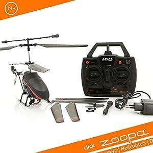 Hélicoptère électrique 3 voies RtF ACME Zoopa 300 AA0302