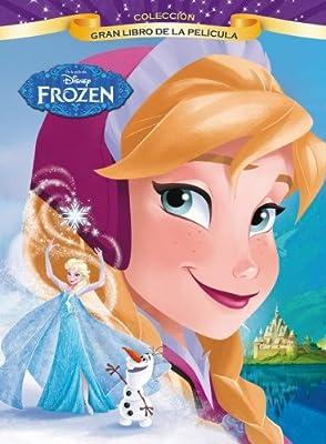 Frozen. Gran libro de la película (Disney. Frozen) de Libros Disney