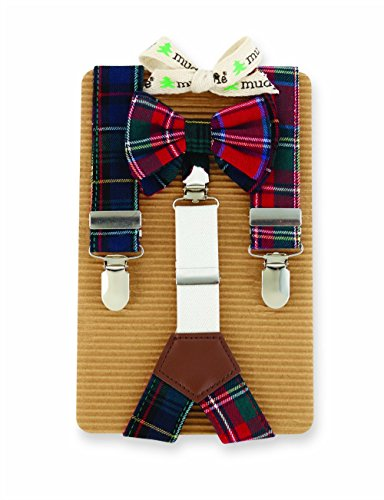 0c58b7b15360 29% OFF on Mud Pie Baby-Boys Bow Tie & Suspender Set on Amazon |  PaisaWapas.com