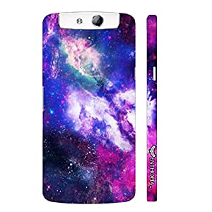 Oppo N1 Unbelievable Sky designer mobile hard shell case by Enthopia
