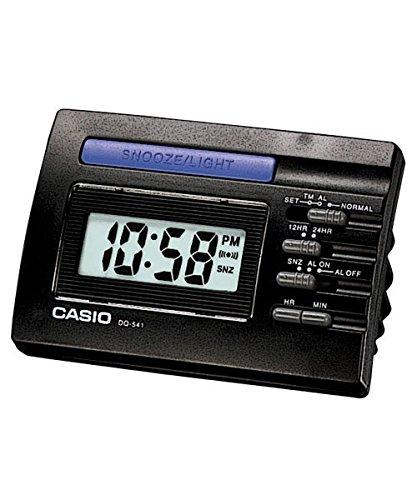 CASIO 10422 DQ-541-1R - Reloj Despertador Digital