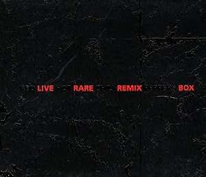 Live Rare Remix Box