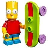 Lego Minifiguras serie 71005 - BART Simpson