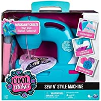 Spin Master 6037849 - Sew Cool Sew N Style Nähmaschine
