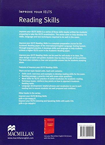 IMPROVE IELTS Reading Skills: Study Skills (Improve your skills)