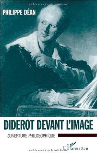 Diderot devant l'image par Philippe Dean