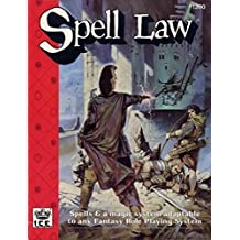 Spell Law (Advanced Fantasy Role Playing, 2nd Ed Stock No. 1200)