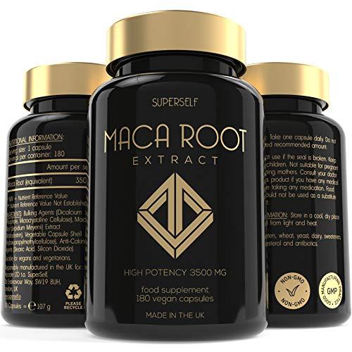 Maca Root...