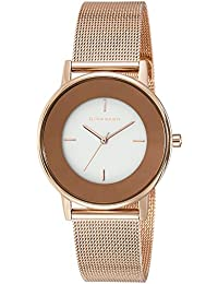 Giordano Analog Silver Dial Women's Watch-A2052-44