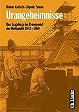 Urangeheimnisse. Das Erzgebirge im Brennpunkt der Weltpolitik 1933-1960 - Rainer Karlsch, Zbynek Zeman