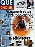Telecharger Livres QUE CHOISIR No 442 du 01 11 2006 MAISON DE RETRAITE UNE ALIMENTATION SOUVENT SACRIFIEE REVETEMENT DE SOLS LA POLLUTION CACHEE CAMESCOPES NUMERIQUES LAVE VAISSELLE 16 TELES HAUTE DEFINITION (PDF,EPUB,MOBI) gratuits en Francaise