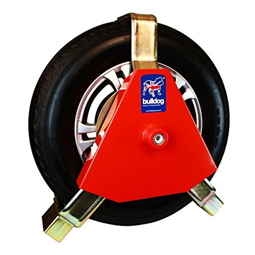 Bulldog Titan Wheel Clamp -Fits Tyre/Wheel for sale  Delivered anywhere in UK