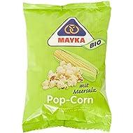 Mayka Pop Corn Salé de Mayka Bio 40 g