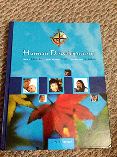 Human Development by Diane E. Papalia (2005-12-30)