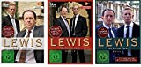 Lewis - Der Oxford Krimi - Staffeln 7-9 (12 DVDs)