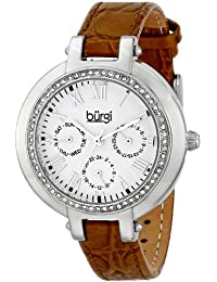 Burgi BUR085OR - Reloj para mujeres