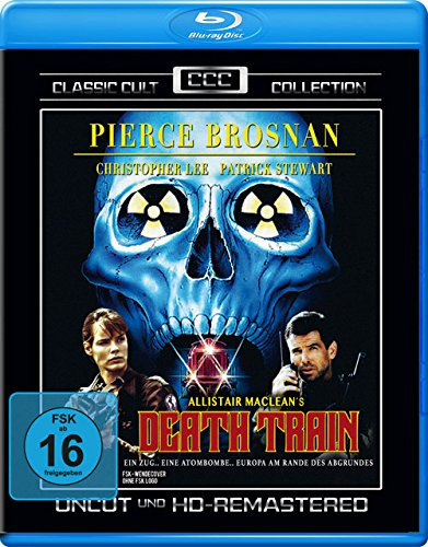 Bild von Death Train - Classic Cult Collection [Blu-ray]