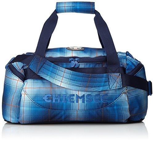 Chiemsee Unisex Sporttasche Matchbag X-Small Reisetasche/Sporttasche Plaid Regatta
