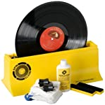 SPIN-CLEAN - STARTER KIT RECORD WASHER SYSTEM Mk2 Frustration-Free Packaging