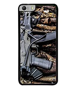Fuson Designer Back Case Cover for Micromax Canvas Knight 2 E471 (acceptance you will die from their rejection)