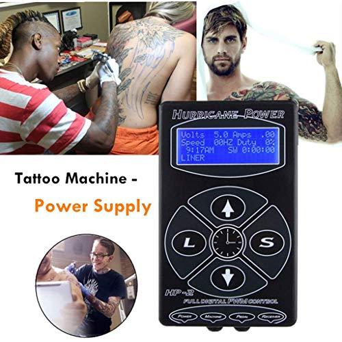 G-F Tattoo Power, Professional Black Hurricane Tattoo