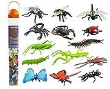 Safari Ltd. Insectes TOOB® 695304- collection de peints à la ...