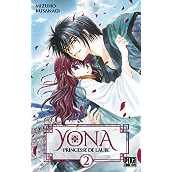 Yona, Princesse de l'Aube T02