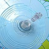 Oxforder aufblasbar World Globe Earth Map Geography Teacher Aid Ball Spielzeug Geschenk 38cm/38,1cm